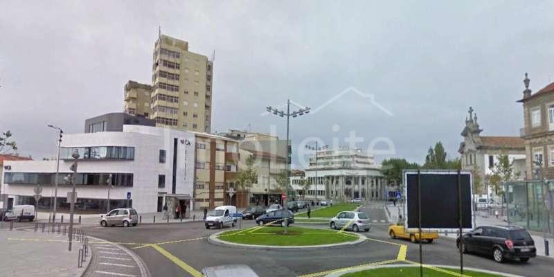Terreno Póvoa de Varzim coração da cidade para construção