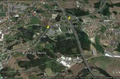 Terreno em Argivai Póvoa de Varzim aprovado para hotel