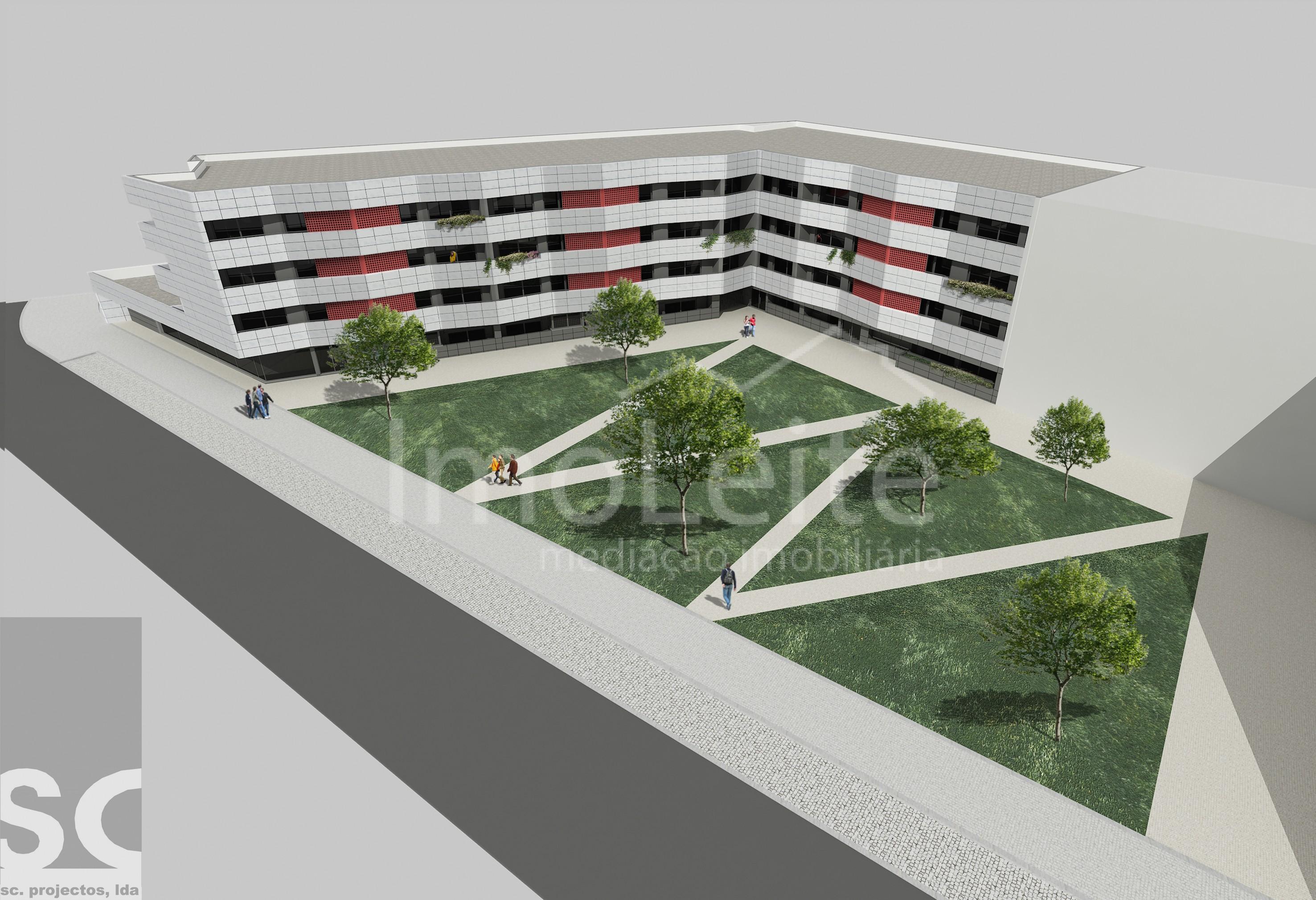 Apartamento T2 Póvoa de Varzim  início de construção