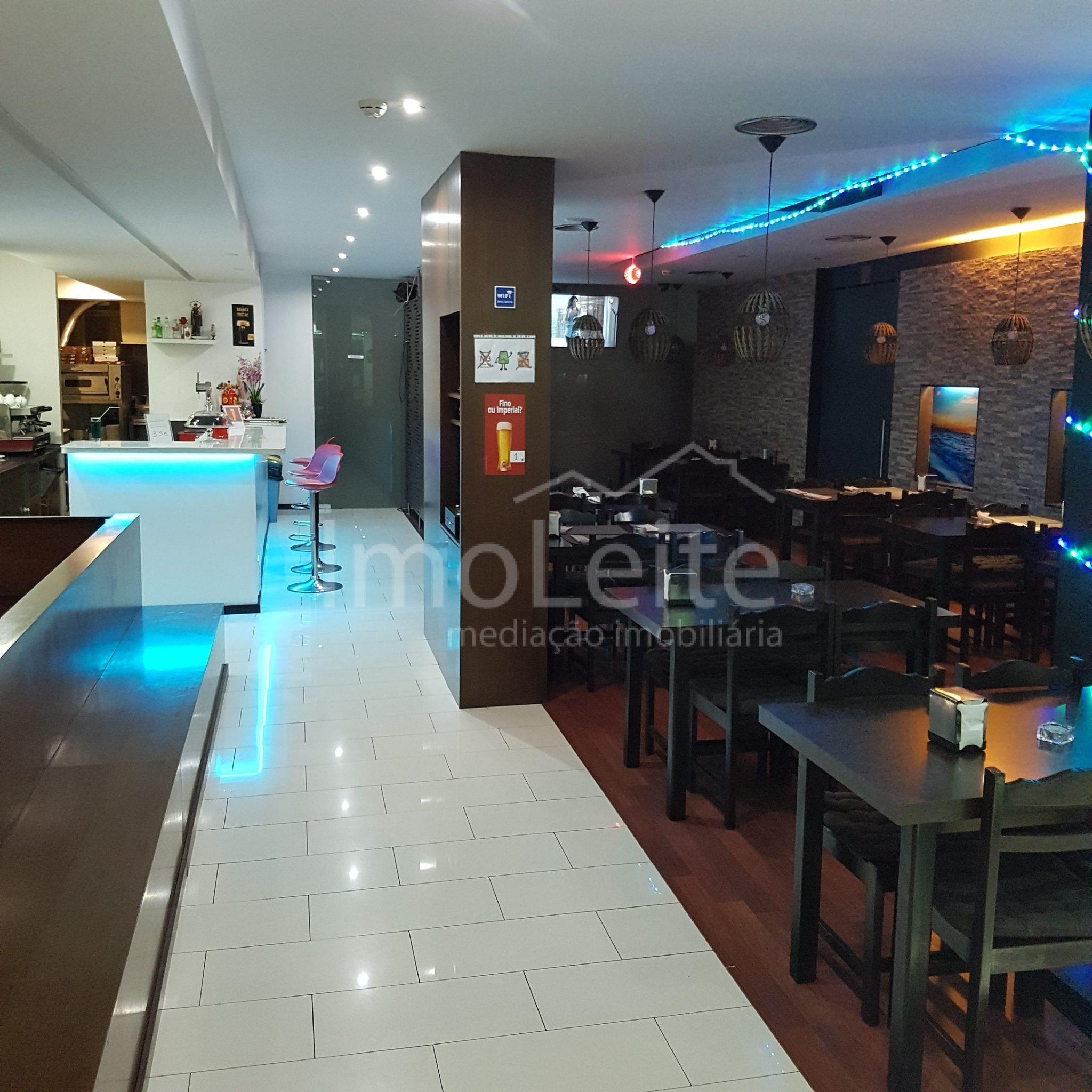 Trespasse Restaurante Café Póvoa de Varzim Aver-o-Mar