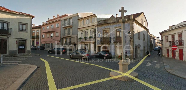 Moradia Póvoa de Varzim centro histórico restauro