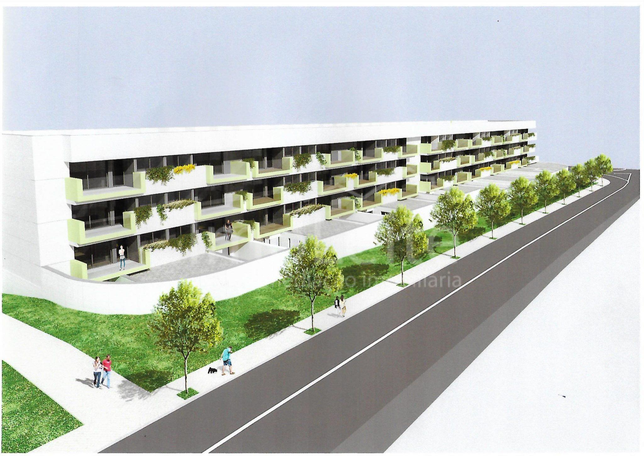 Apartamentos T3 Póvoa de Varzim Início Construção
