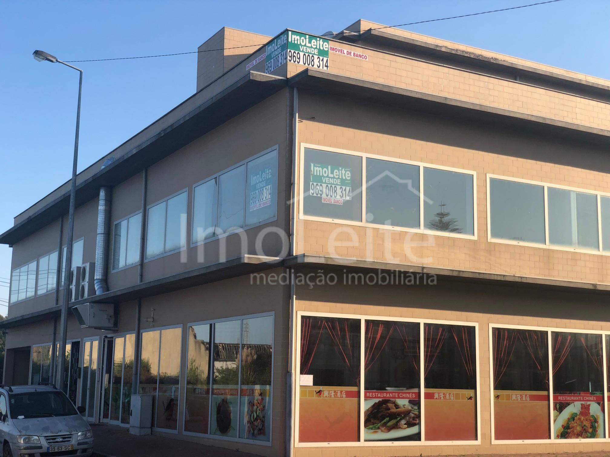 Área Comercial Vila do Conde Varziela 1000 m2