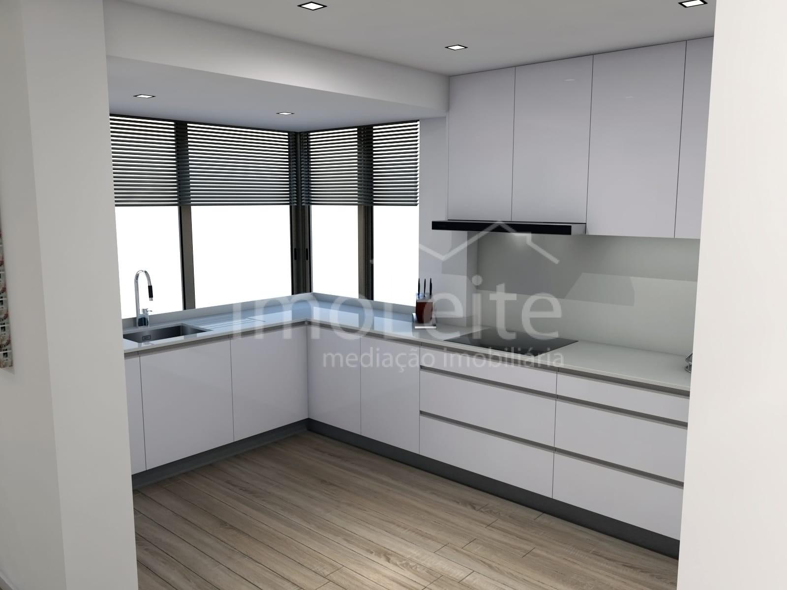 Apartamento T1 Póvoa de Varzim Centro Renovado