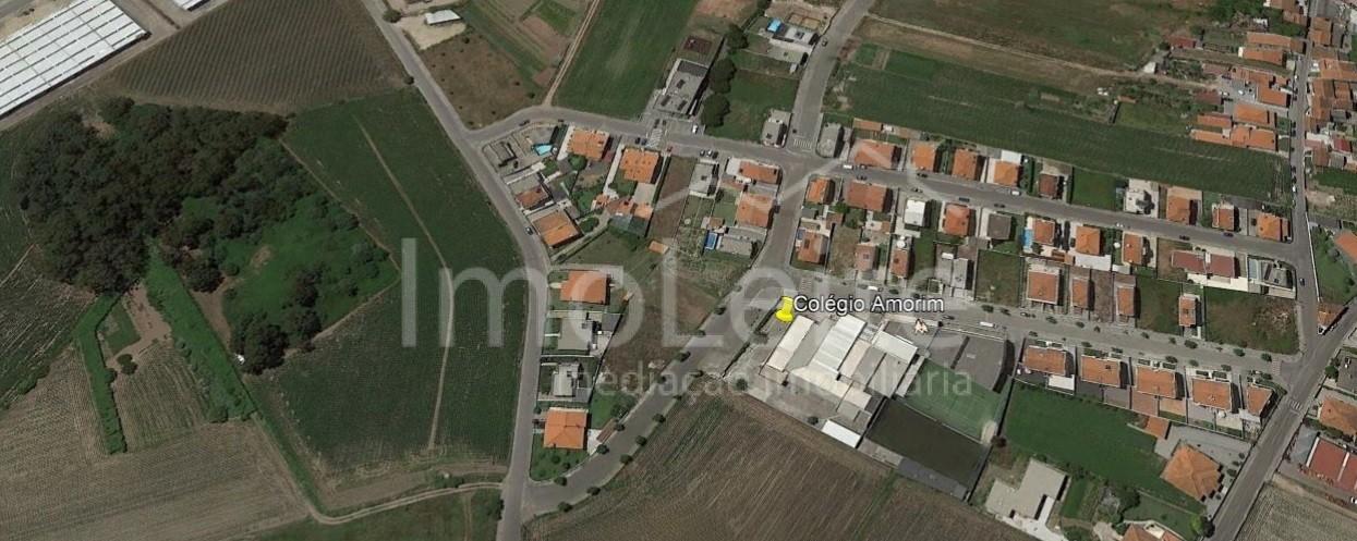 Terreno Póvoa de Varzim Amorim para Construção Moradias