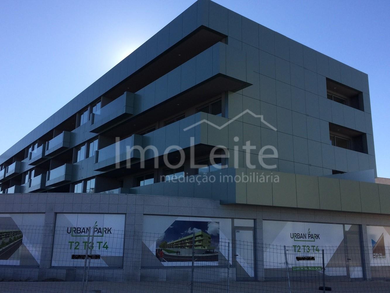 Apartamentos T2 Póvoa de Varzim Início Construção