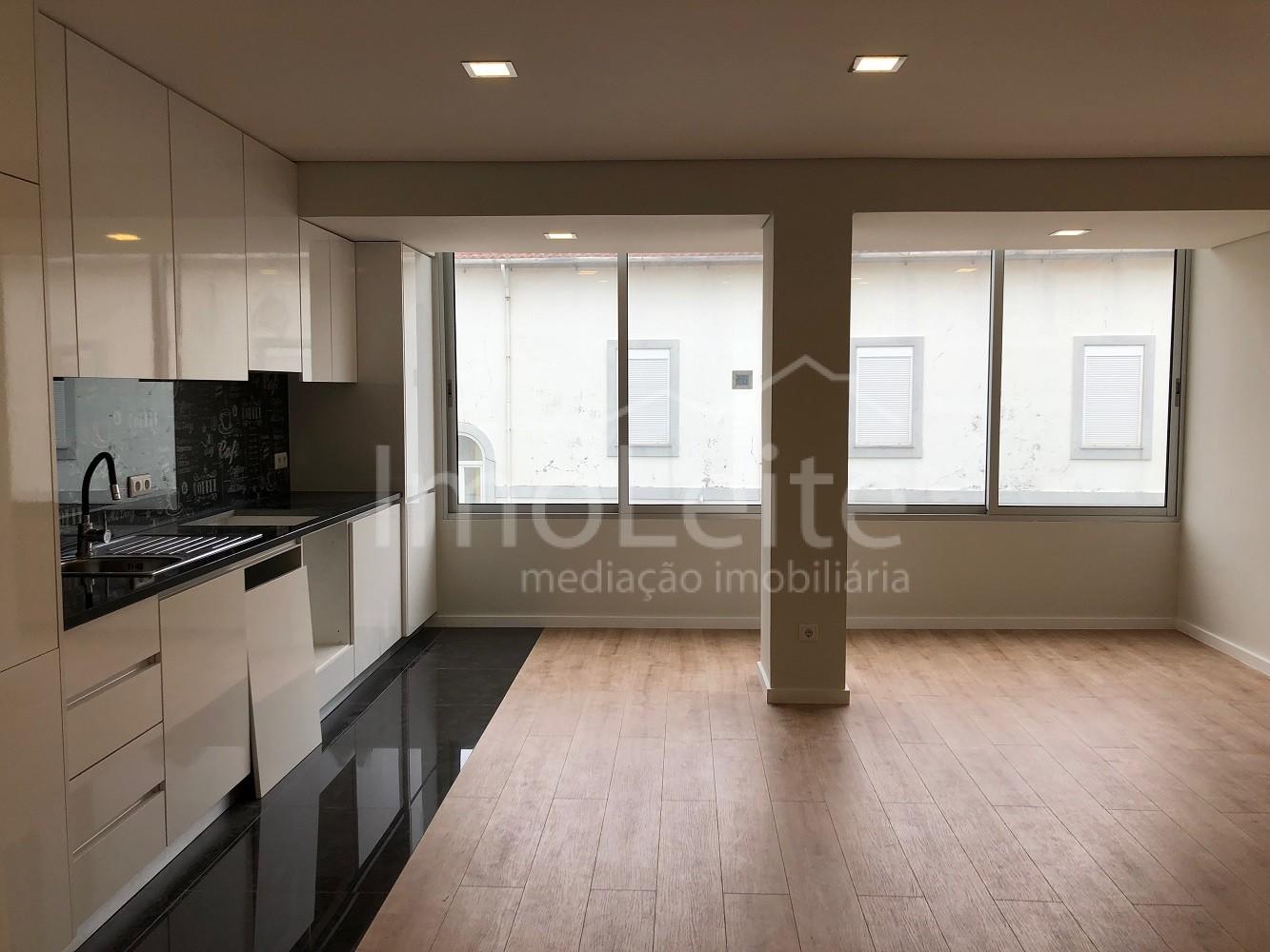 Apartamento T3 Póvoa de Varzim Renovado Centro Cidade