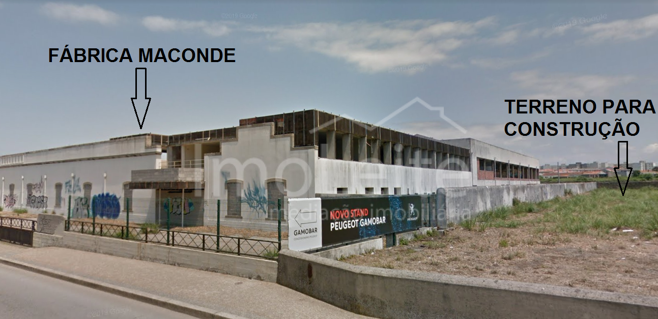 Prédio Vila do Conde Imóvel de Banco