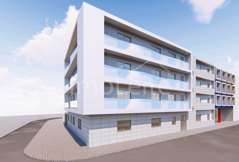 Apartamento T2 Póvoa de Varzim Novo Centro