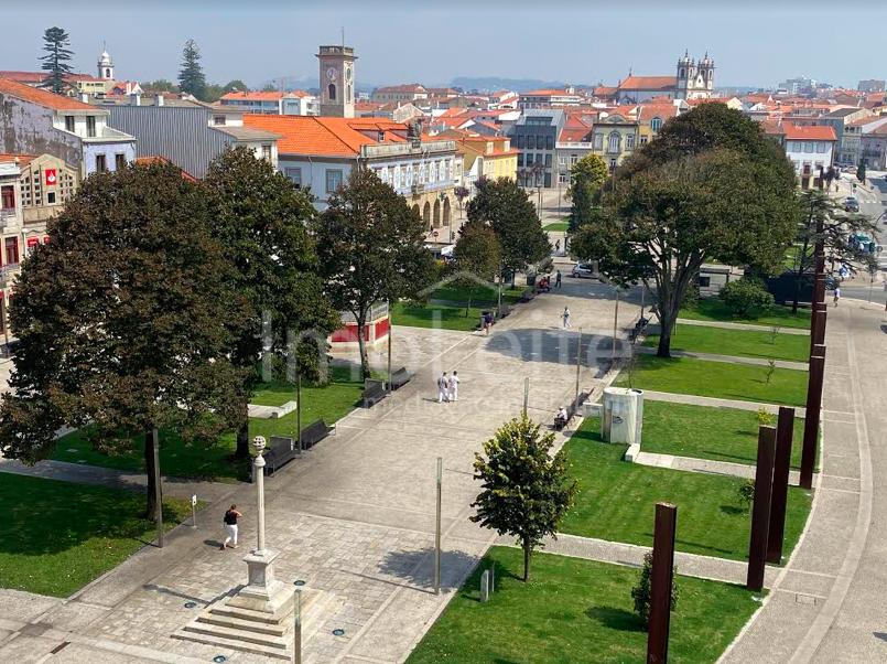 Apartamento T1 Póvoa de Varzim Praça do Almada
