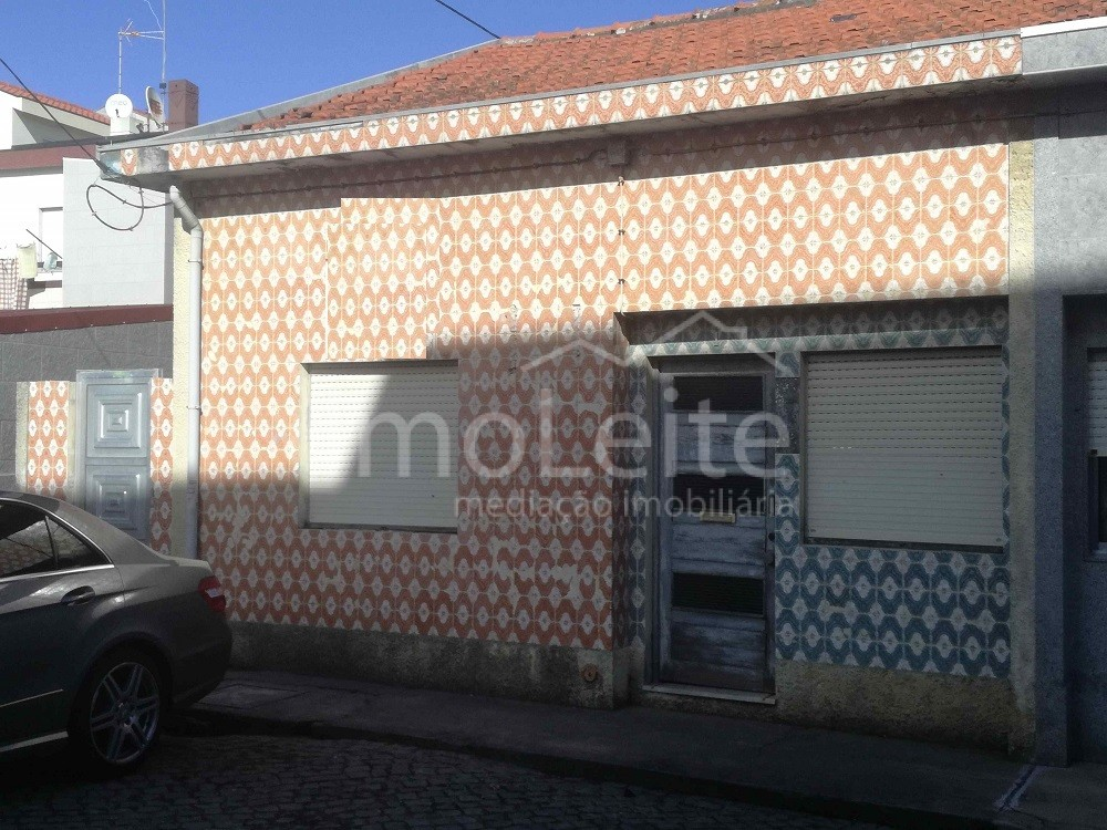 Moradia T3 Vila do Conde para Recuperar