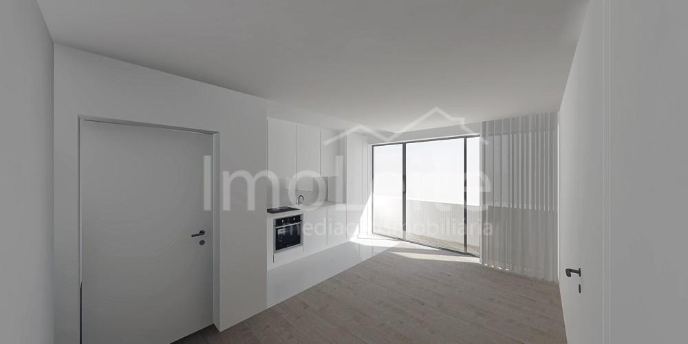 Apartamento T0 Póvoa de Varzim Em Construção
