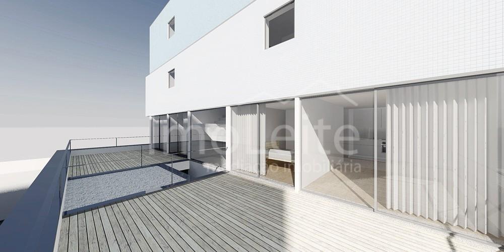 Apartamento T1 Póvoa de Varzim Em Construção