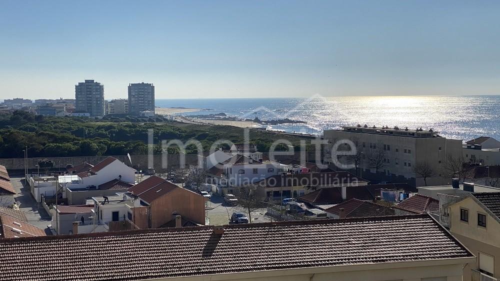 Apartamento T3 Vila do Conde Vistas de Mar
